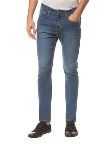 Calca-Jeans-Dieve-Pockets-Ckj-025-Slim-Straight----Azul-Medio-