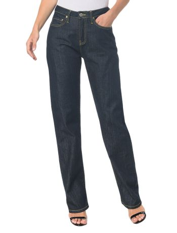 Calca-Jeans-F-Pockets-Ckj-030-High-Rise-Straigh----Marinho-