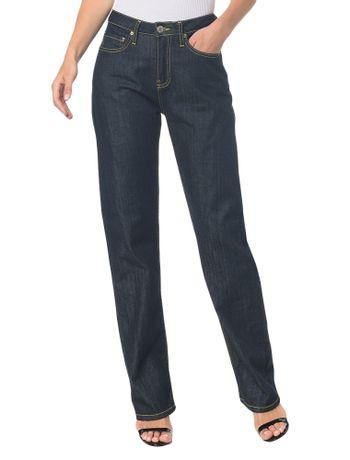 Calca-Jeans-F-Pockets-Ckj-030-High-Rise-Straigh----Marinho-