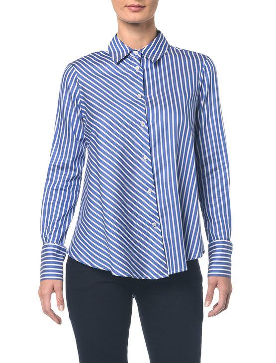 Camisa-Listras---Azul-Medio-