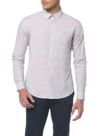 Camisa-Slim-Ml-Micro-Listrada-Fio-60---Preto-