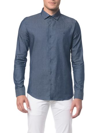 Camisa-Slim-Geneva-Jeans---Azul-Medio-