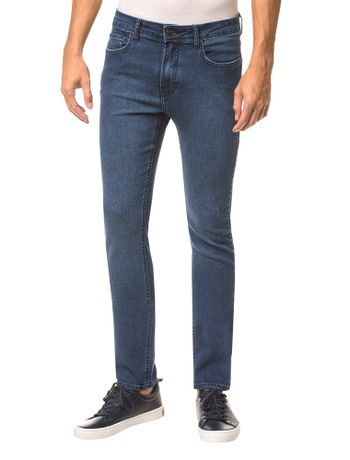 Calca-Jeans-Five-Pockets-Ckj-026-Slim----Marinho-