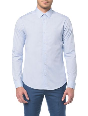Camisa-Slim-Ml-Gravataria---Azul-Claro-
