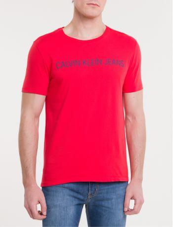 Camiseta-Ckj-Mc-Institucional---Vermelho