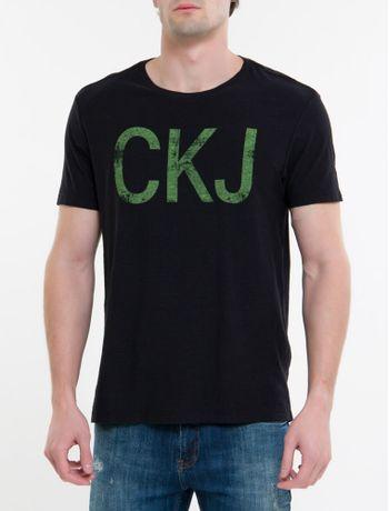 Camiseta-Ckj-Mc-Est-Ckj---Preto