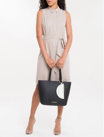 Bolsa-Ck-Must-Medium-Shopper---Preto