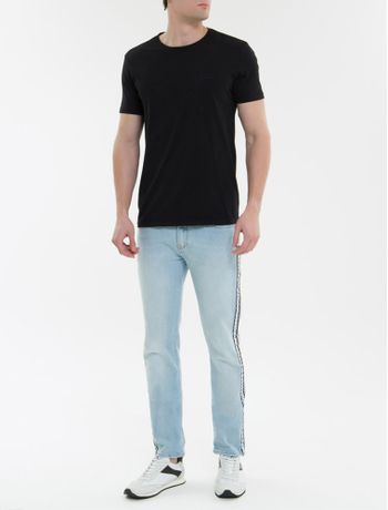 Calca-Jeans-Five-Pockets-Ckj-026-Slim---Azul-Claro