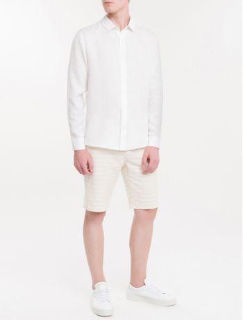 Camisa-Regular-Cannes-Linen---Branco