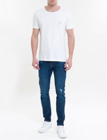 Calca-Jeans-Five-Pockets-Ckj-016-Skinny---Azul-Marinho