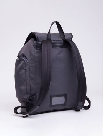 Mochila-Ckj-Masc-Mono-Flap-Backpack-45---Cinza-Medio
