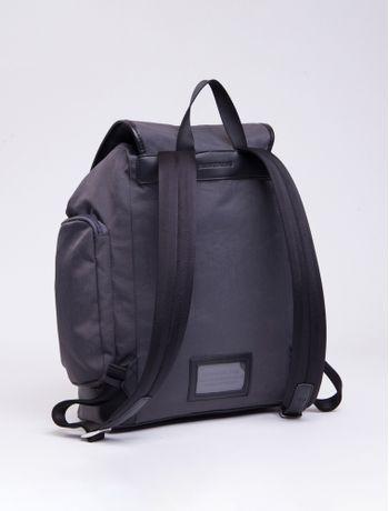 Mochila-Ckj-Masc-Mono-Flap-Backpack-45---Cinza-Medio