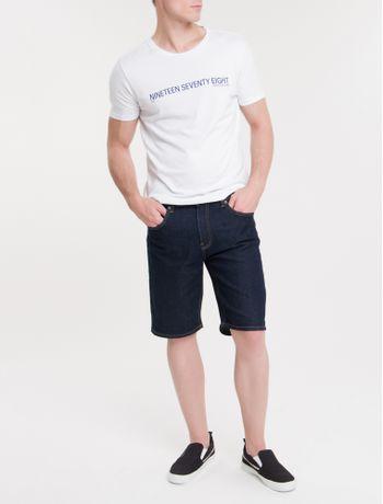 Camiseta-Ckj-Mc-Est-Nineteen---Branco