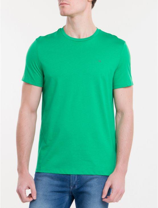 T--Shirt-Basica-Liquid-Cotton-Bordado-Ck-