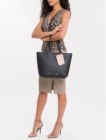 Bolsa-Shopping-Bag-Ck-Must-Em-Pu---Preto-