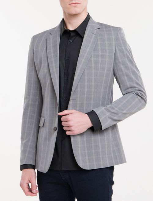 Blazer Slim Pv Check - Grafite