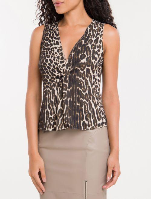 Regata Leopardo Calvin Klein - Camurça