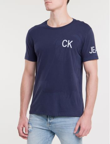 Camiseta-Ckj-Mc-Global---Marinho-