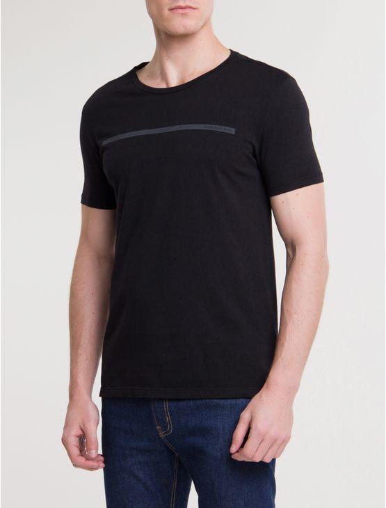 Camiseta-Ckj-Mc-Est-Palito---Preto-
