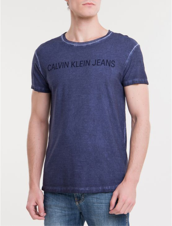 Camiseta-Ckj-Mc-Est-Logo-Basica---Marinho-