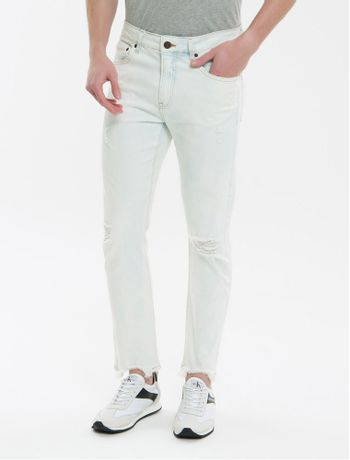 Calca-Jeans-Five-Pockets-Slim---Off-White-