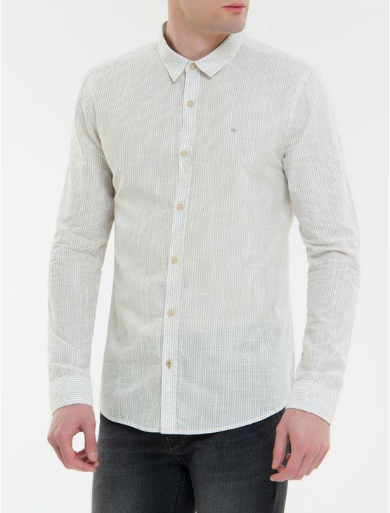 Camisa-Ml-Ckj-Masc-Listrada-Silk---Cinza-Claro-