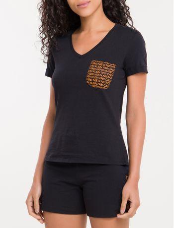 Camiseta-De-Algodao---Preto-
