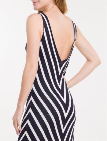 Vestido-Tricot-Diagonal-Calvin-Klein---Marinho-