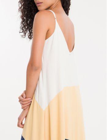 Vestido-Color-Block-Calvin-Klein---Off-White-