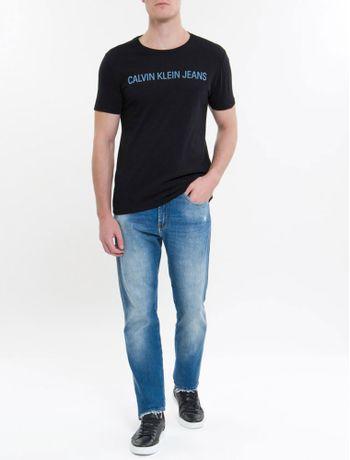 Camiseta-Ckj-Mc-Institucional---Preto-