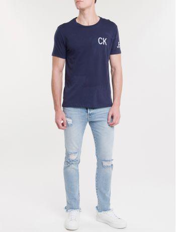 Camiseta-Ckj-Mc-Global---Marinho-