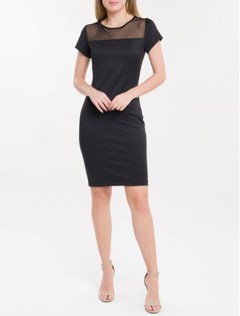 Vestido-Transparencia-Calvin-Klein---Preto-