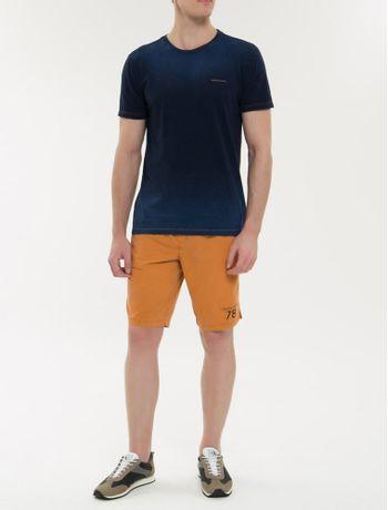 Camiseta-Ckj-Mc-Est-Logo-Peito---Indigo-