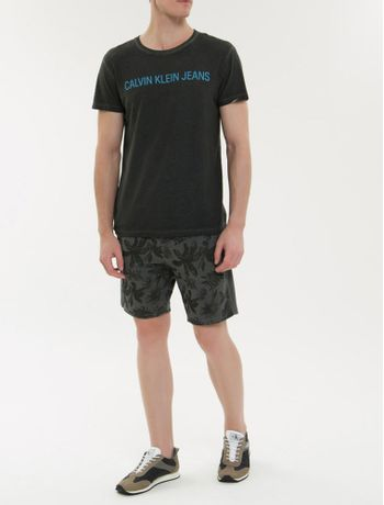 Camiseta-Ckj-Mc-Est-Logo-Basica---Preto-