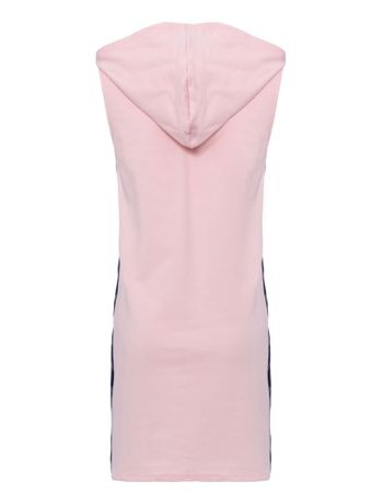 Vestido-Malha-Ckj-Cadarco-Global---Rosa-Claro-