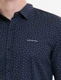 Camisa-Ml-Ckj-Masc-Estampa-Micro-Print-D---Marinho-