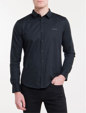 Camisa-Ml-Ckj-Masc-Recortes-Basica