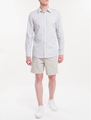 Camisa-Slim-Listras-Descontinuadas---Gelo