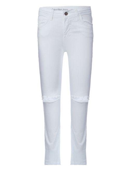 Calça Colro 5 Pockets Jegging High - Branco 2