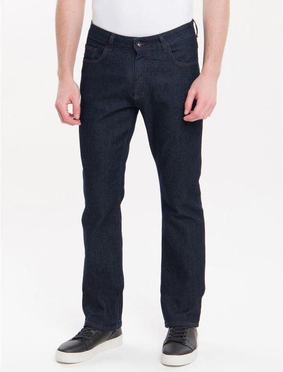 Calca-Jeans-Five-Pockets-Straight---Marinho-