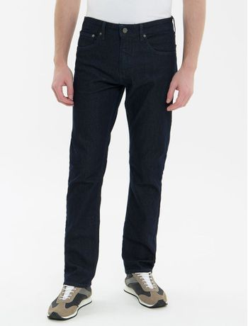 Calca-Jeans-Five-Pockets-Straight---Marinho-