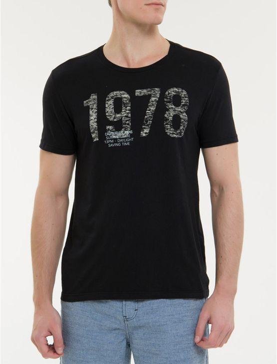 Camiseta-Ckj-Mc-Est-Summer-Time---Preto-