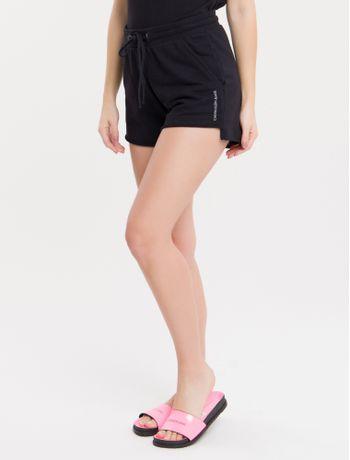 Shorts-Ckj-Fem-Moletom---Preto-