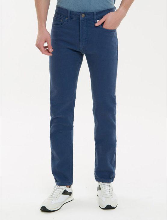 Calca-Color-Five-Pockets-Slim---Azul-Escuro-