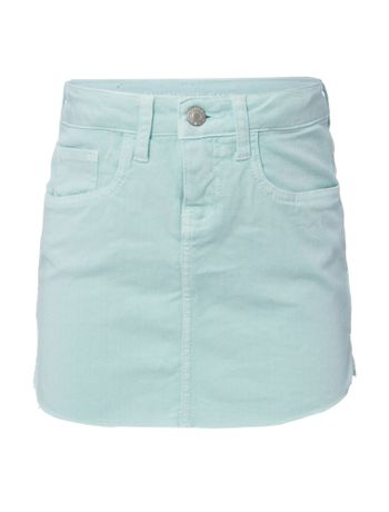 Saia-Color-Fraldada-Five-Pockets---Verde-Claro-
