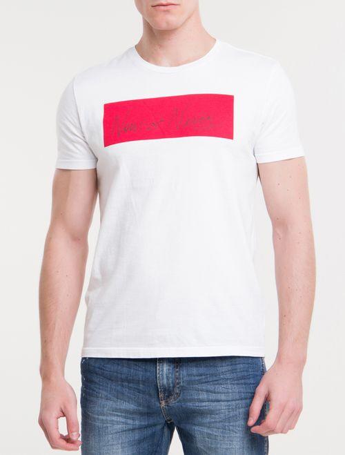 Camiseta Ckj Mc Est New Or Never - Branco 2