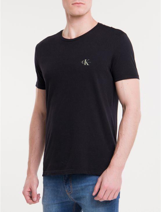 Camiseta-Ckj-Mc-Re-Issue-Pequeno---Preto-