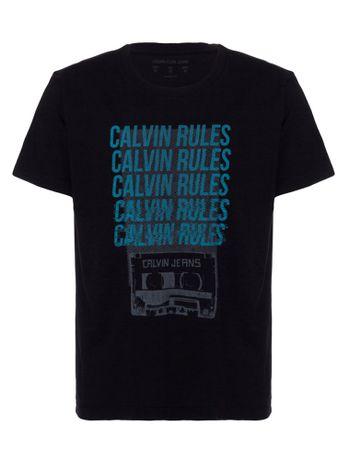 Camiseta-Ckj-Calvin-Rules---Preto-
