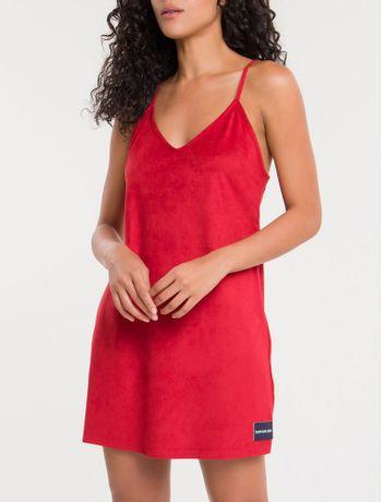 Vestido-Curto-Alca-Basico---Vermelho-