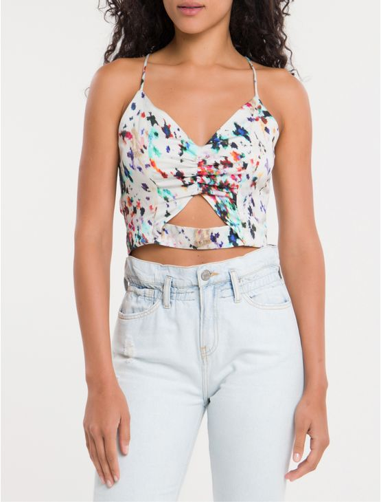 Top-S-M-Micro-Flowers-Off---Off-White-